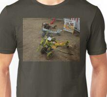 Spare Parts Aircraft Sculptures, Cunderdin Airshow, Australia 2005 Unisex T-Shirt