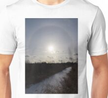 Sun Halo - a Beautiful Optical Phenomenon Unisex T-Shirt