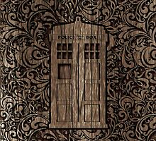 Carved In Time by RooDesign