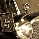 Hitler's car by Alex Howen