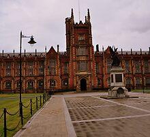 The Queen's University , Belfast. by Shubd