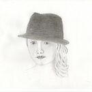 A beautiful young Lady! by LadyE