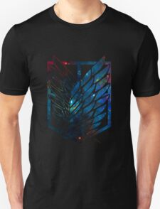 Wings Of Justice: Galaxy Unisex T-Shirt