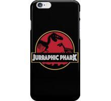 Jurraphic Phark iPhone Case/Skin