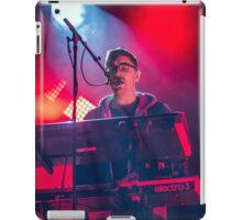 Alt-J at Falls Festival iPad Case/Skin