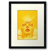 Nirvana Framed Print