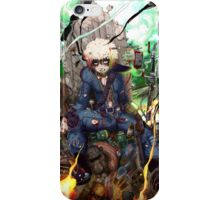 The messiah of the Wasteland iPhone Case/Skin