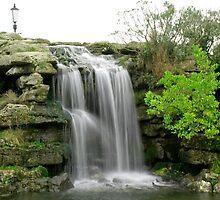 Lytham waterfall by Darren Kitchen