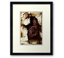 Old Secrets Framed Print