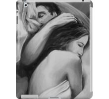 I Missed You - Mulder and Scully (X-Files Revival) iPad Case/Skin