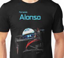 Fernando Alonso 2015 Unisex T-Shirt