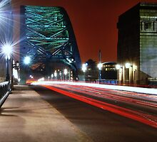 Tyne Bridge by Mike Paget