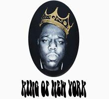 Biggie Smalls Notorious King Of New York White T-Shirt T-Shirt