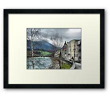 Rattenburg-Austria Framed Print