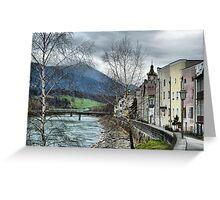 Rattenburg-Austria Greeting Card
