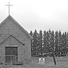 Old Lutheran Church by Christopher Clark