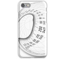 GPS & Solar wind storm iPhone Case/Skin