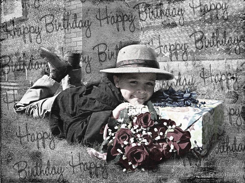 Happy Birthday by Shelly Harris