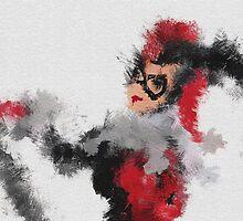 Harley Quinn by geekyract