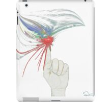 A touch of Paradise iPad Case/Skin