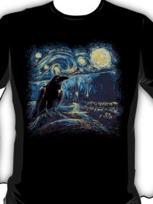 Starry Night's Watch T-Shirt