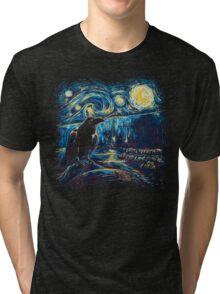Starry Night's Watch Tri-blend T-Shirt