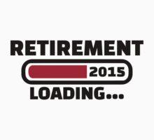 Retirement 2015 One Piece - Long Sleeve