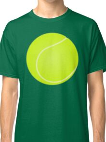 Tennis Ball, Hand Balls Classic T-Shirt