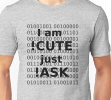 One for the nerdy ladies Unisex T-Shirt