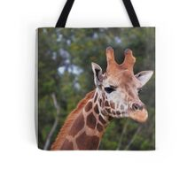 High and Spotted Tote Bag