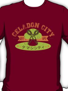 Kanto Gym Logos - Celadon City (2015) T-Shirt