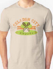 Kanto Gym Logos - Celadon City (2015) Unisex T-Shirt