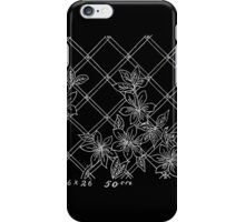 New Sample Book of Our Artistic Perforated Parchment Stamping Patterns Kate Greenaway, John Frederick Ingalls 1886 0137 Inverted iPhone Case/Skin