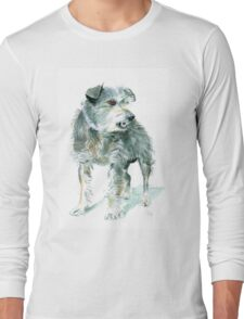 Scruffy the Rescue Long Sleeve T-Shirt