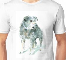 Scruffy the Rescue Unisex T-Shirt