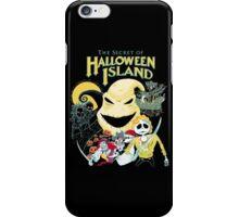 The Secret of Halloween Island iPhone Case/Skin