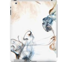 Where there is smoke there is fire iPad Case/Skin