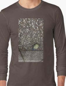 A dead bird looking still alive. Long Sleeve T-Shirt