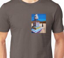 Lady in Black Unisex T-Shirt