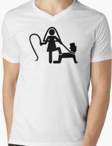 Wedding slave Mens V-Neck T-Shirt