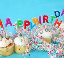 Happy Birthday by Darren Fisher