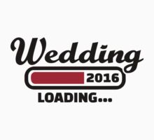 Wedding 2016 Kids Tee