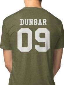 Dunbar 09 (white) Tri-blend T-Shirt