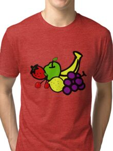 fruit salad Tri-blend T-Shirt