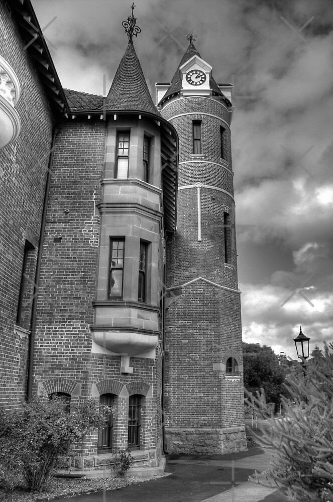 Post Office Tower, Albany, Western Australia. by Elaine Teague