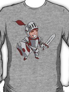 Magic vs. Zombies: The Warrior T-Shirt
