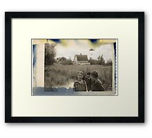 The Awful Truth #7 Framed Print