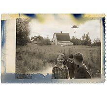 The Awful Truth #7 Photographic Print