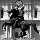 Jackson Square : Andrew Jackson  by artisandelimage