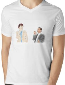You're the Tom to my Jean-Ralphio Mens V-Neck T-Shirt